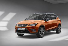 Seat Arona is compacte cross-over op Ibiza-basis