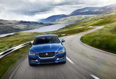 Jaguar XE, XF & F-Pace: nieuwe 2.0-viercilinder met 300 pk