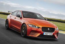 VIDÉO - Jaguar XE SV Project 8 : chose promise…