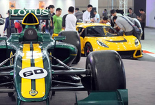 Lotus-productie naar China?