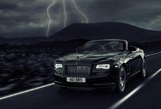 Black Badge voor de Rolls-Royce Dawn