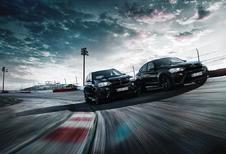 Black Fire voor BMW X5M en X6M