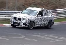 BMW X3 : aussi en « M »
