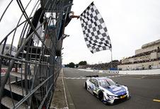 Maxime Martin wint echte DTM-triller op Norisring - met video