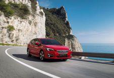 Subaru Impreza : l'Européenne à Francfort