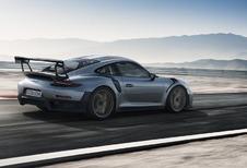Porsche : un mode autonome « Mark Webber » pour la piste