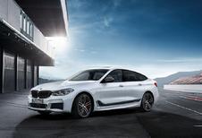 Staat die M Performance-opsmuk de nieuwe BMW 6 GT wel?
