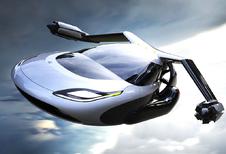 Vormt de Terrafugia de basis voor de Volvo XC40 Cross Sky?
