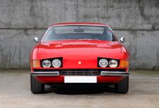 Welke popster was eigenaar van deze Ferrari Daytona?
