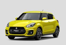Voici la nouvelle Suzuki Swift Sport !
