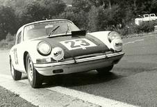 Porsche viert 50ste verjaardag eerste zege in 24 Uur Spa