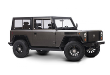 Bollinger B1 is elektrische off-roader