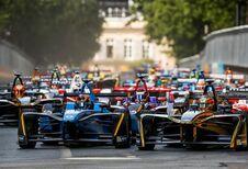 Mercedes en Porsche in Formula E