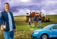 Un Néerlandais fait le tour du monde en voiture électrique