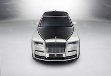 Rolls-Royce Phantom: aluminium en kunst