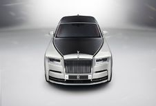 Rolls-Royce Phantom : aluminium et galerie d'art