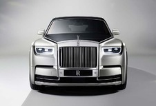 Rolls-Royce Phantom VIII : en images
