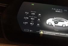Tesla : 1078 km sur une seule charge !
