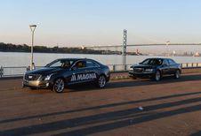 Autonoom rijden: grensoverschrijdende tests