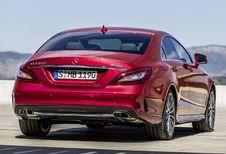 Mercedes-Benz CLS (CLE ?) : deux nouveaux blocs et... une déception