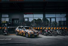 BMW X2 onthuld op lifestyle-website
