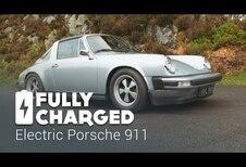 Porsche 911 SC Targa 1979 à moteur électrique