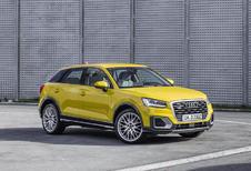 Audi Q2 2.0 TFSI Quattro : en attendant le SQ2