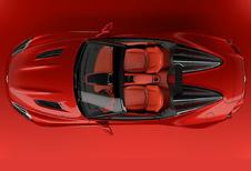 Aston Martin Vanquish Zagato als Speedster, binnenkort ook als Shooting Brake