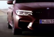 VIDEO – BMW M5:  Ultime teaser