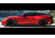PEBBLE BEACH 2017 – Zagato : Vanquish Shooting Brake ou Speedster ?