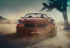 BMW Z4 Concept lekt op het web