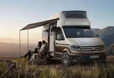 Volkswagen California XXL Concept: forse kampeerwagen