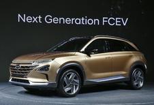 Dit wordt Hyundai's nieuwe waterstofauto