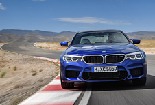 BMW M5 2018: 600 pk en Drift-modus