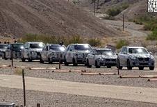BMW & Rolls-Royce: alle nieuws voor 2018 in Death Valley