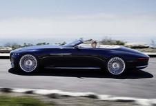 PEBBLE BEACH 2017 – Mercedes-Maybach 6 Cabriolet