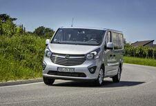 Opel Vivaro Combi+ en Tourer zoeken volk