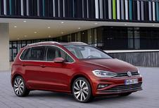 Volkswagen Golf Sportsvan krijgt update