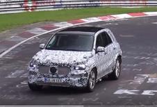 Futur Mercedes-AMG GLE 63 : Il hurle !