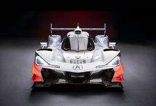 Het kan nog, mooie racewagens bouwen!