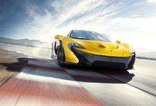 McLaren werkt aan elektrische sportwagen #1