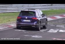 VIDÉO - Volkswagen Tiguan R : en mode 5 cylindres ?