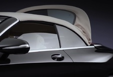 Mercedes Classe S Cabrio : facelift à Francfort