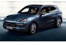 VIDÉO – Porsche Cayenne 2018 : En fuite sur la Toile #1