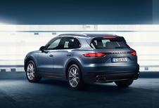 Nieuwe Porsche Cayenne laat zich zien