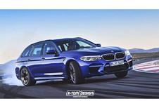 BMW M5 : En Touring aussi ?
