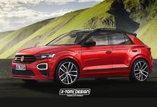 VW T-Roc GTI trekt sportschoenen aan