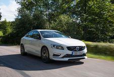 Volvo : un nouveau pack « aéro » pour les S60 et V60 Polestar