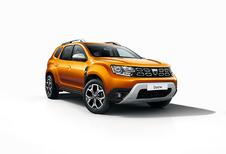 Nieuwe Dacia Duster laat zich zien