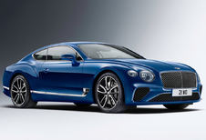 Car Configurator voor de Bentley Continental GT online
